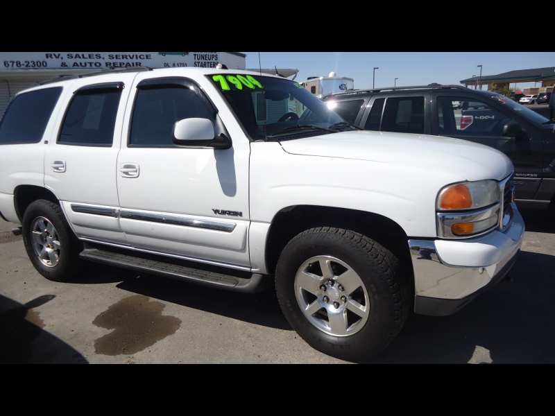 GMC Yukon 2004 price $7,994