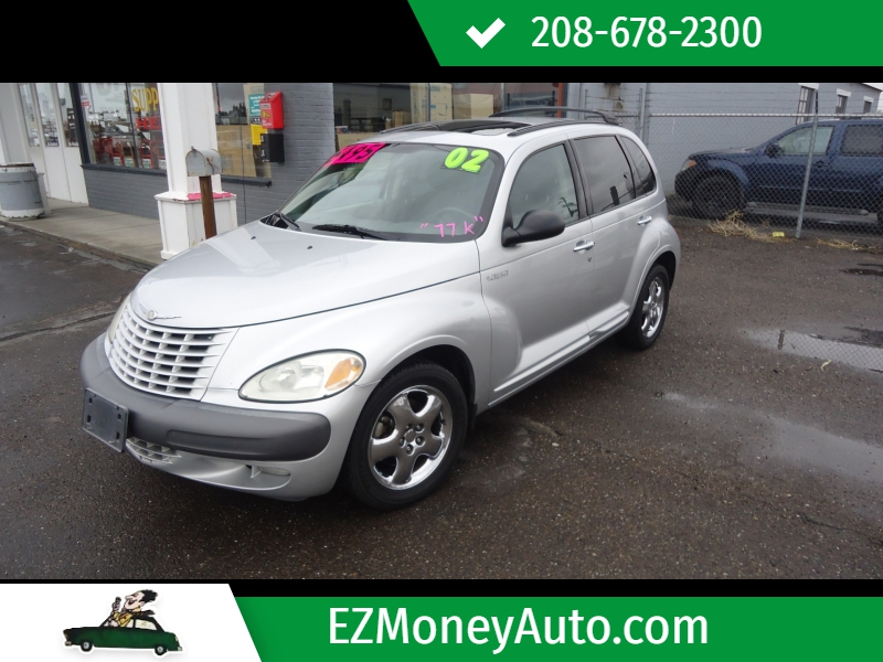 Chrysler PT Cruiser 2002 price $5,495
