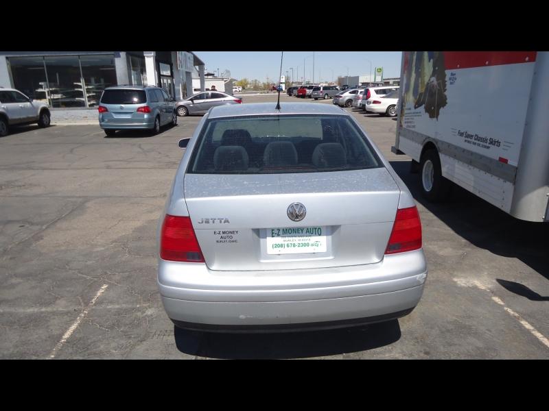 Volkswagen Jetta Sedan 2003 price $2,995