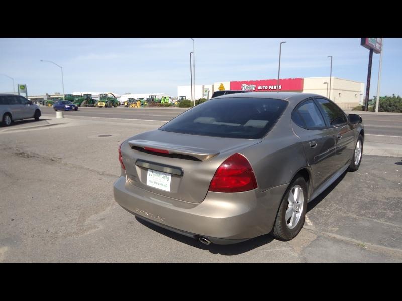 Pontiac Grand Prix 2007 price $4,995