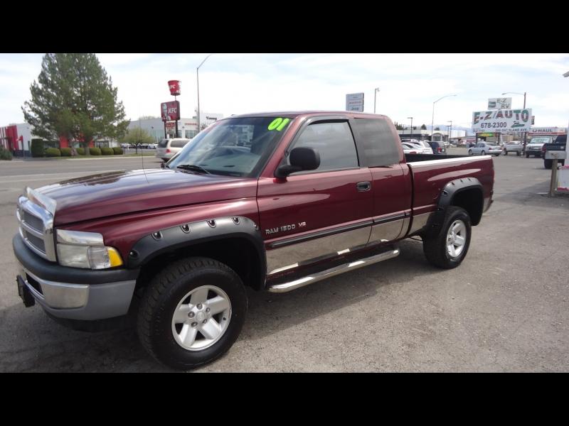 Dodge Ram 1500 2001 price $7,995
