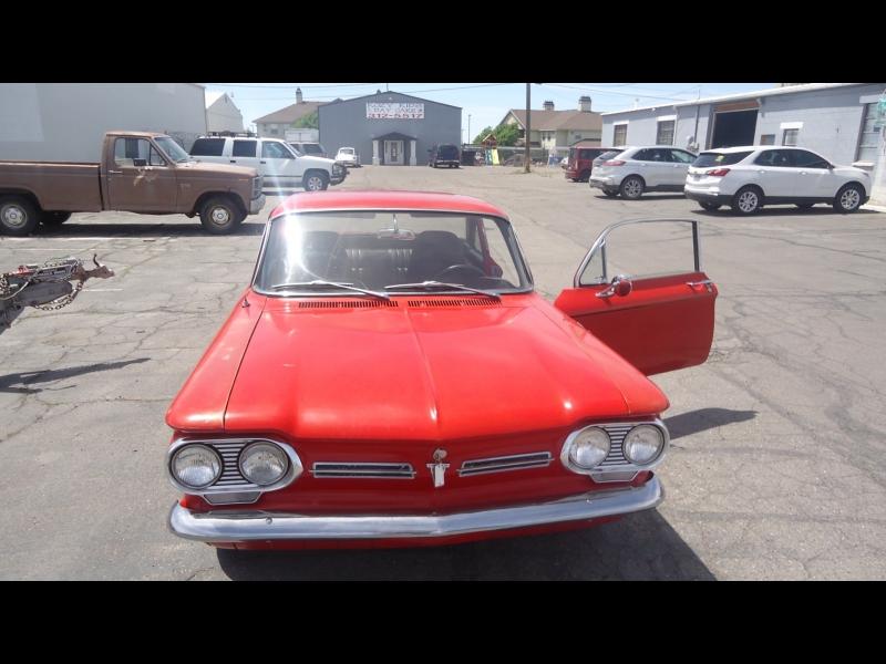 Chevrolet CORVAIR MONZA 1962 price $9,995