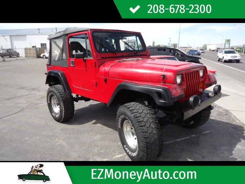 Jeep Wrangler 1990 price $7,495
