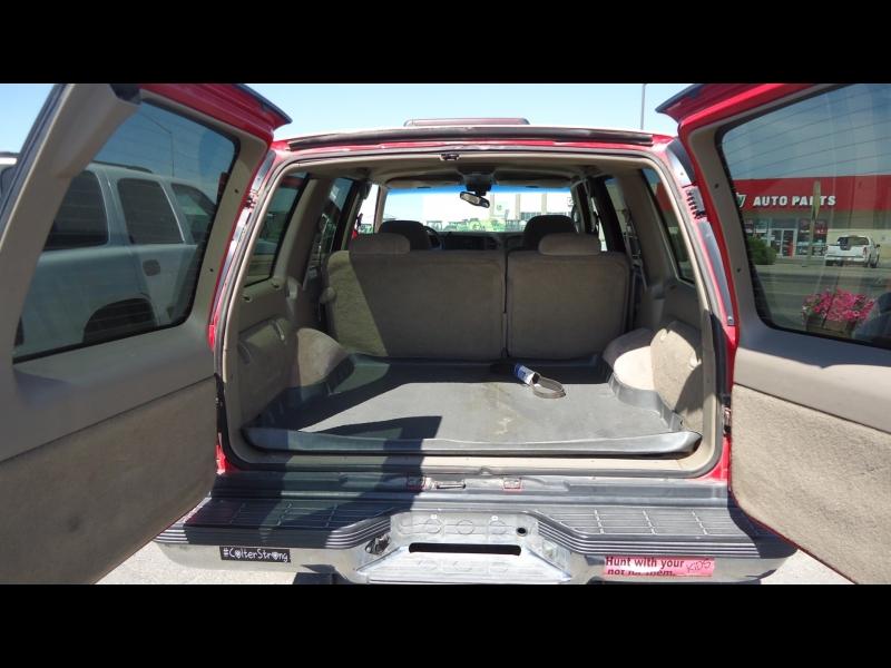 Chevrolet Tahoe 1997 price $4,995
