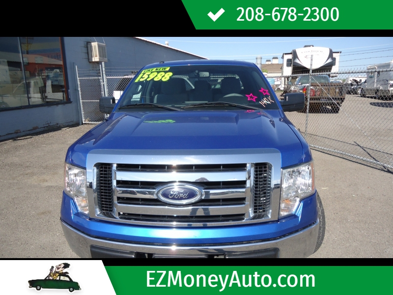 Ford F-150 2012 price $15,988