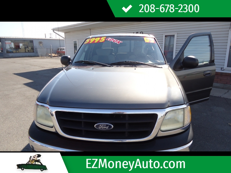 Ford F-150 2003 price $5,994
