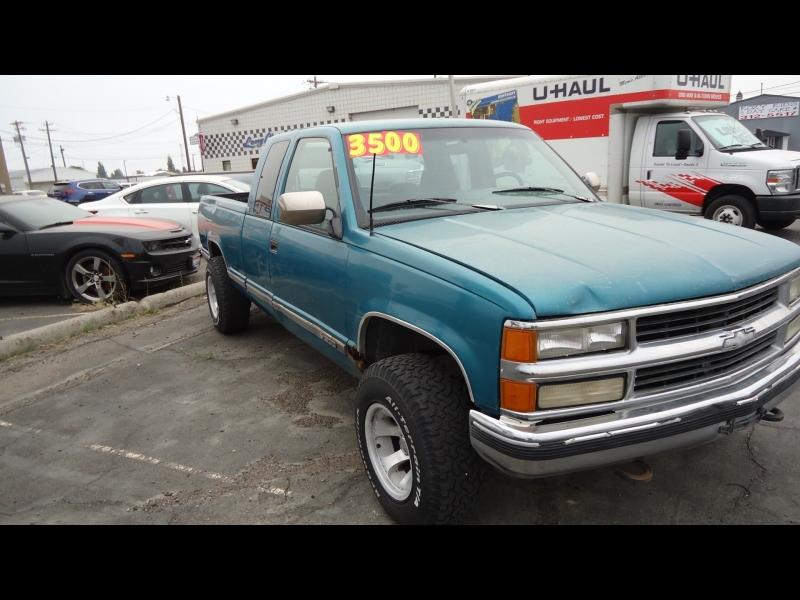 Chevrolet Silverado 1500 1995 price $3,500