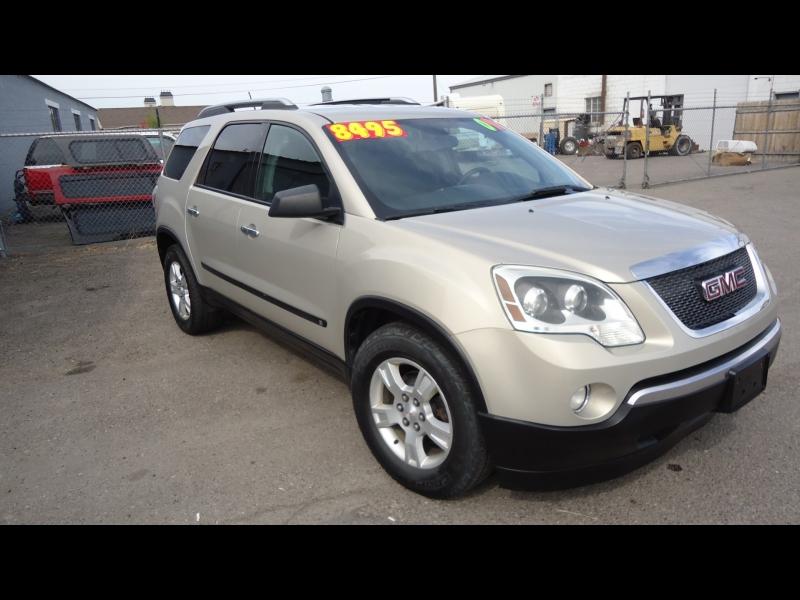 GMC Acadia 2009 price $8,495