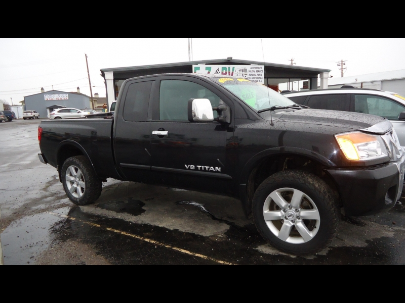 Nissan Titan 2008 price $12,995