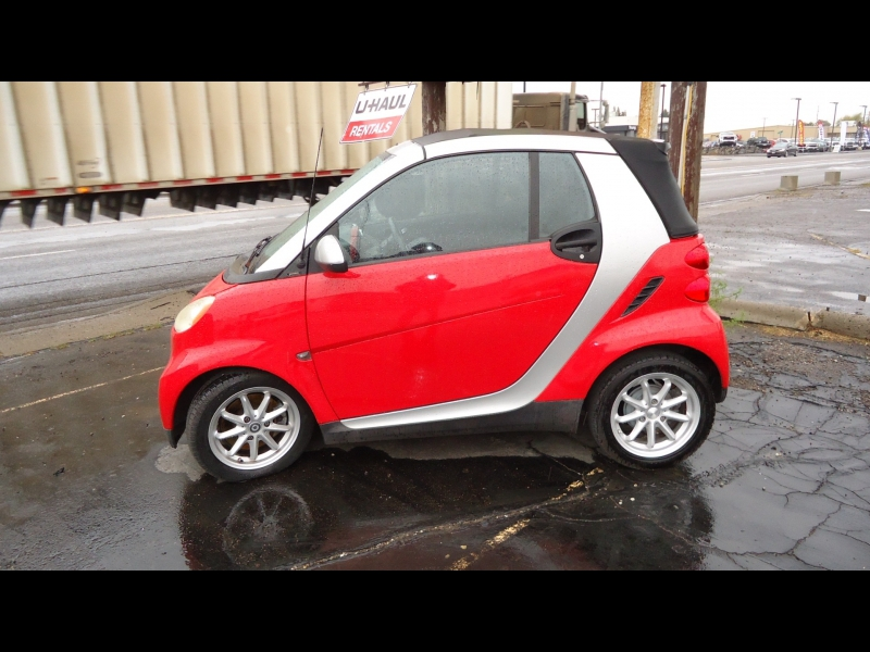 Smart fortwo 2009 price $5,995