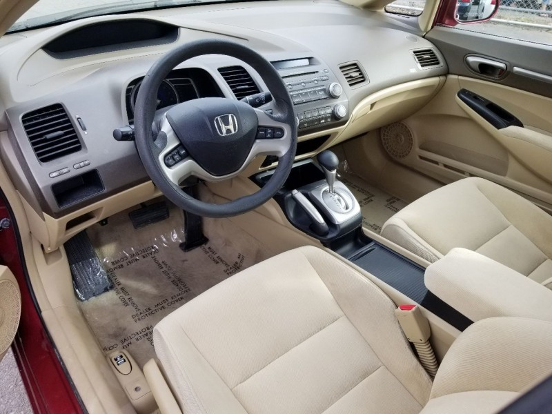 Honda Civic 2007 price $8,295