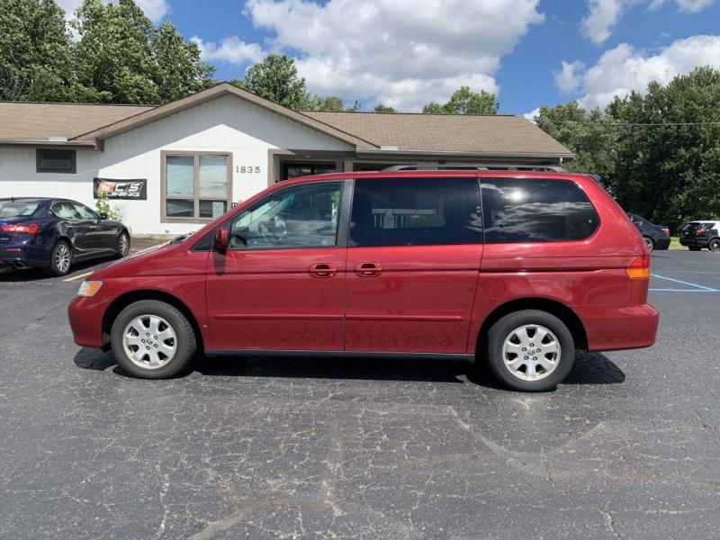 Honda Odyssey 2003 price $3,450