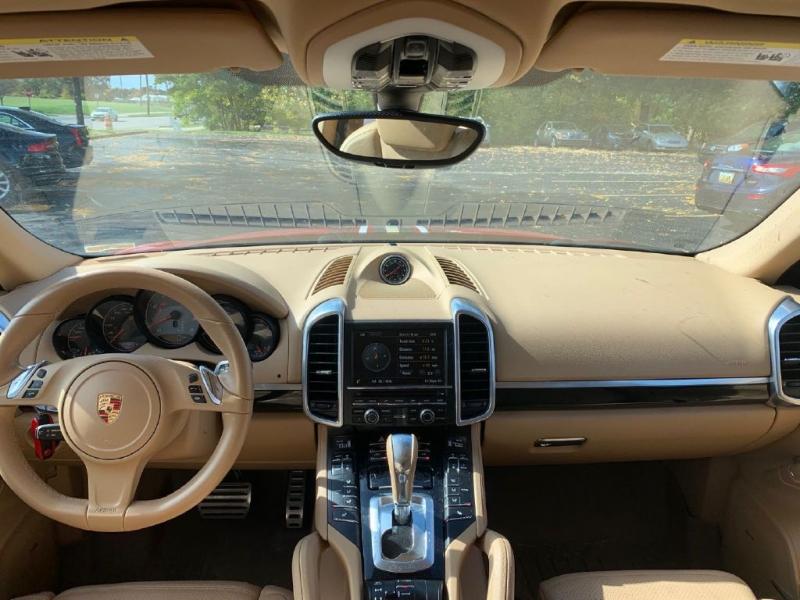 Porsche Cayenne 2014 price $23,500