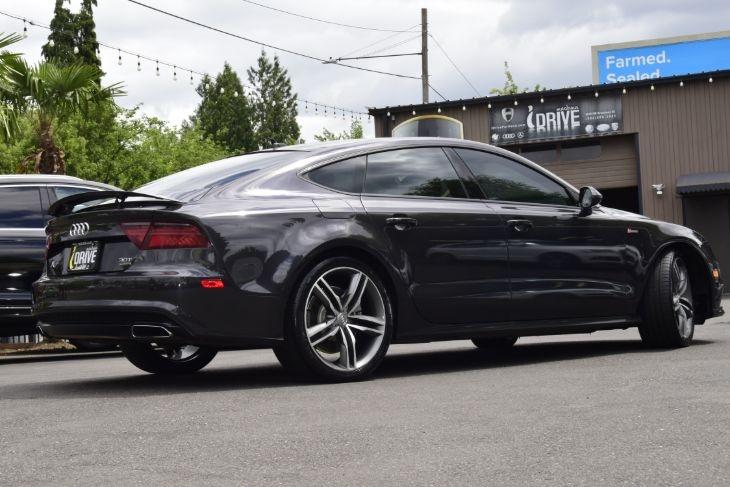 Audi A7 2016 price $37,000
