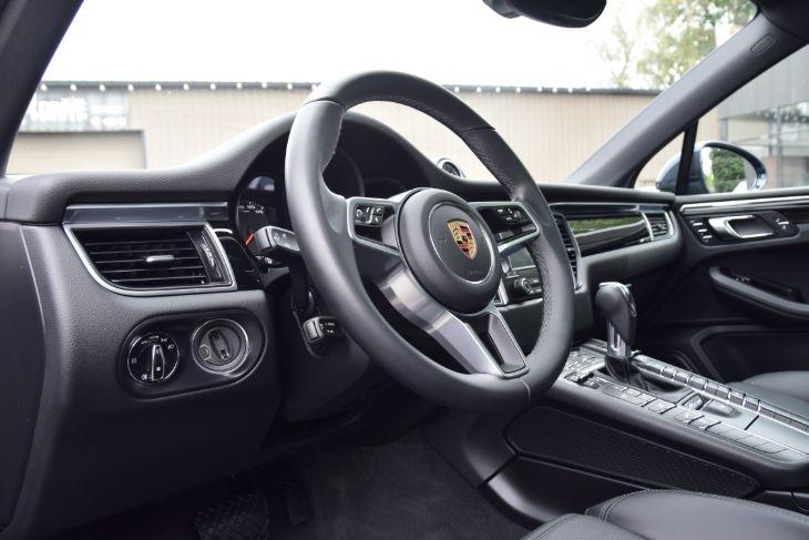 Porsche Macan 2017 price $38,000