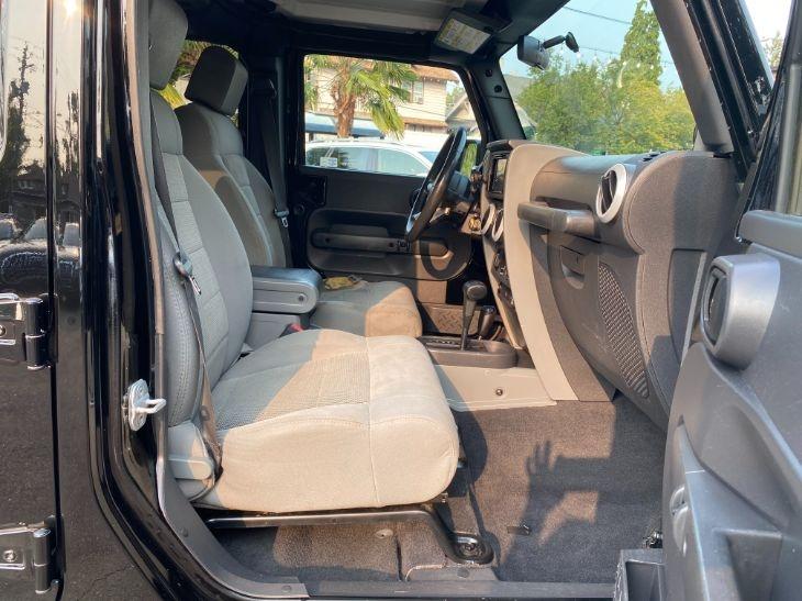 Jeep Wrangler 2008 price $18,000