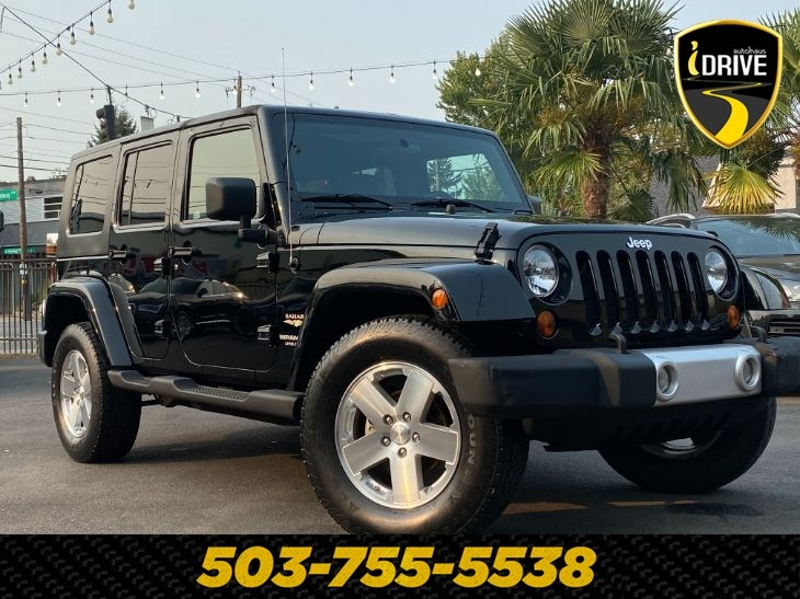 Jeep Wrangler 2008 price $18,000