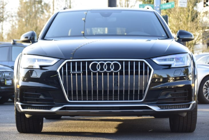 Audi allroad 2017 price $30,000
