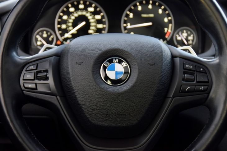 BMW X3 2014 price $15,000