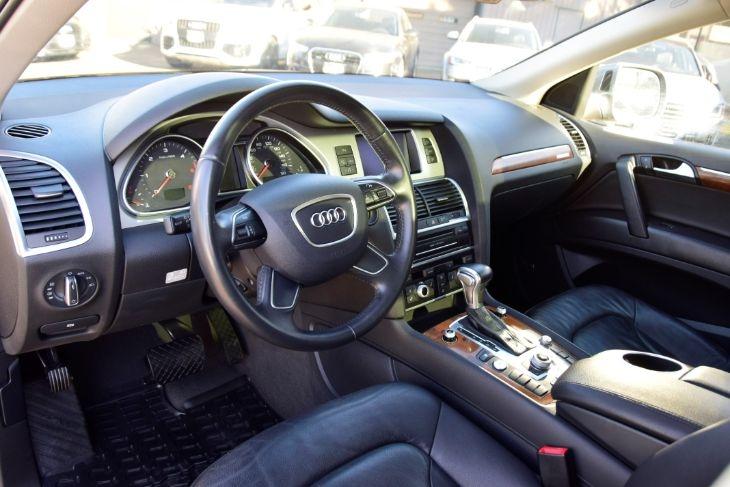 Audi Q7 2015 price $32,000