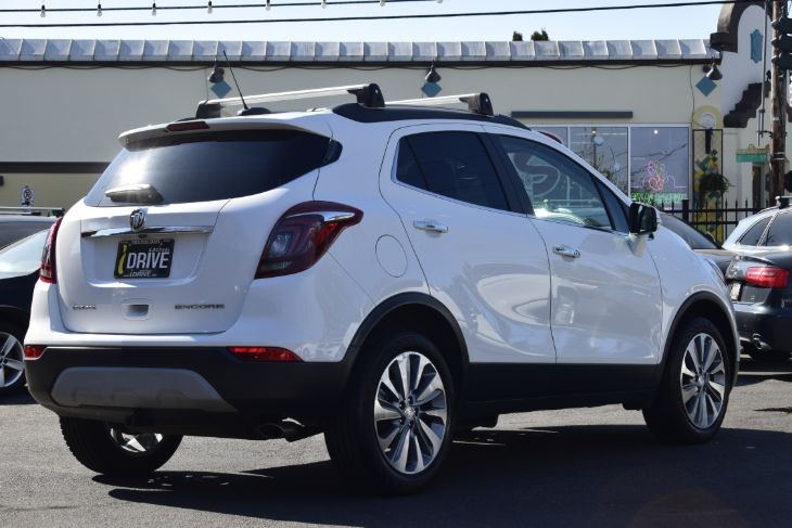 Buick Encore 2018 price $18,000