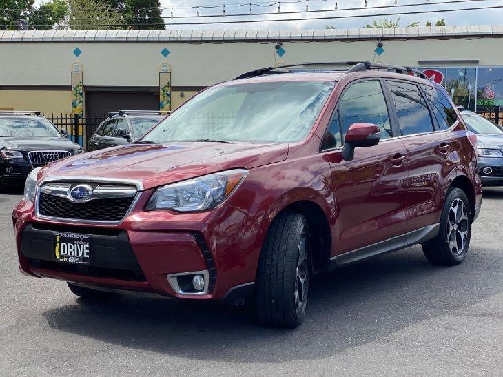 Subaru Forester 2014 price $16,500