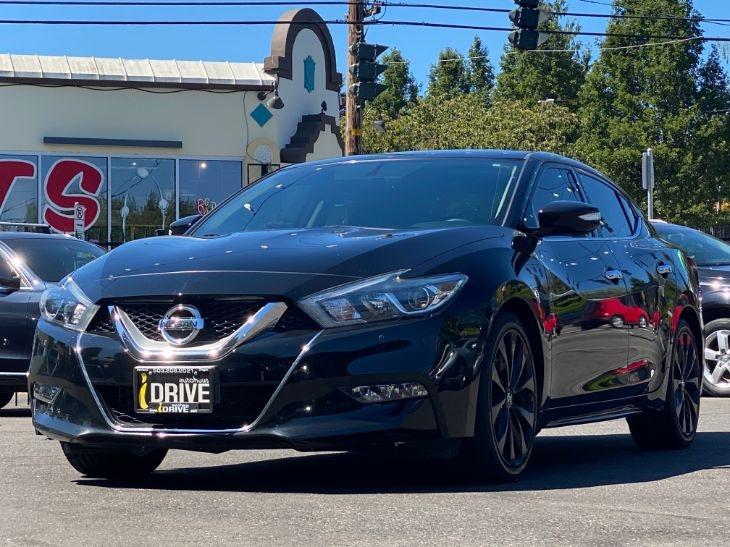 Nissan Maxima 2016 price $18,500