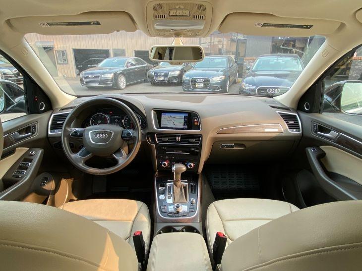 Audi Q5 2015 price $23,500