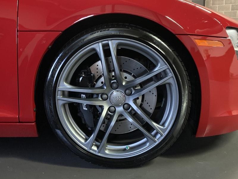 Audi R8 2011 price $95,000
