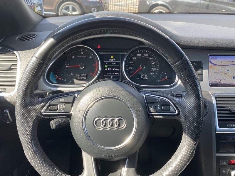 Audi Q7 2014 price $25,000