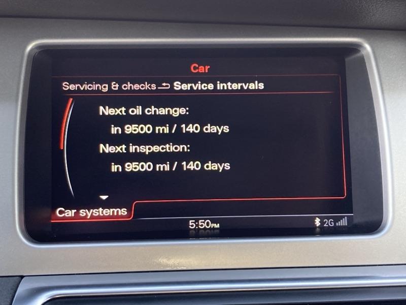 Audi Q7 2013 price $28,000