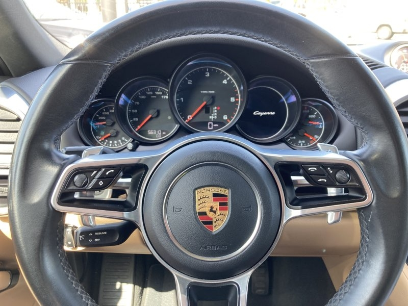 Porsche Cayenne 2016 price $44,000
