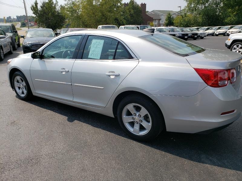 Chevrolet Malibu Limited 2016 price $9,995