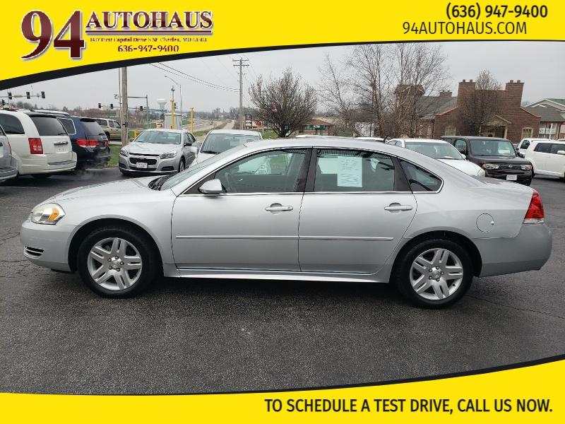 Chevrolet Impala Limited 2014 price $8,995