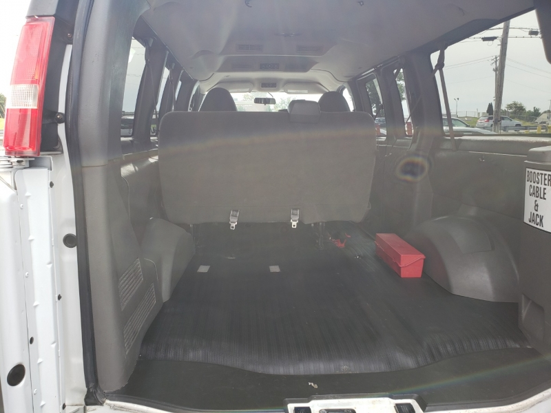 Chevrolet Express Passenger 2015 price $9,995