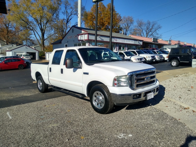 Ford Super Duty F-250 2006 price $10,995