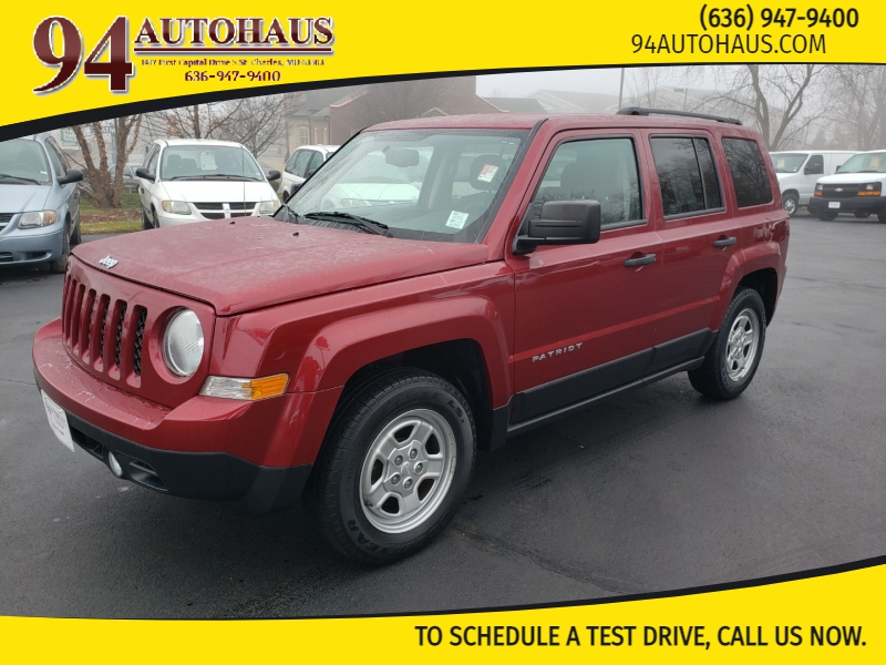Jeep Patriot 2016 price $9,995
