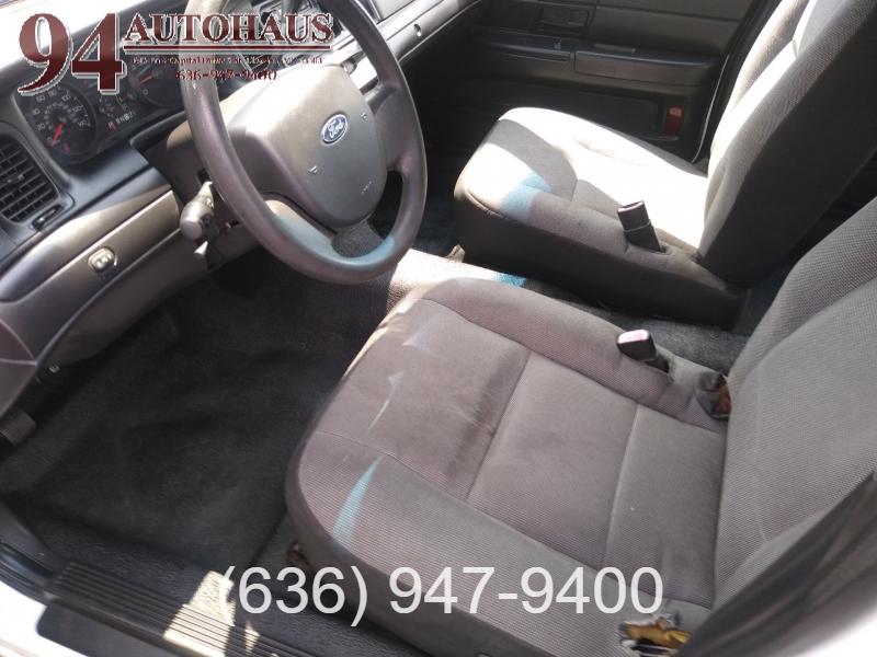 Ford Police Interceptor 2009 price $5,995