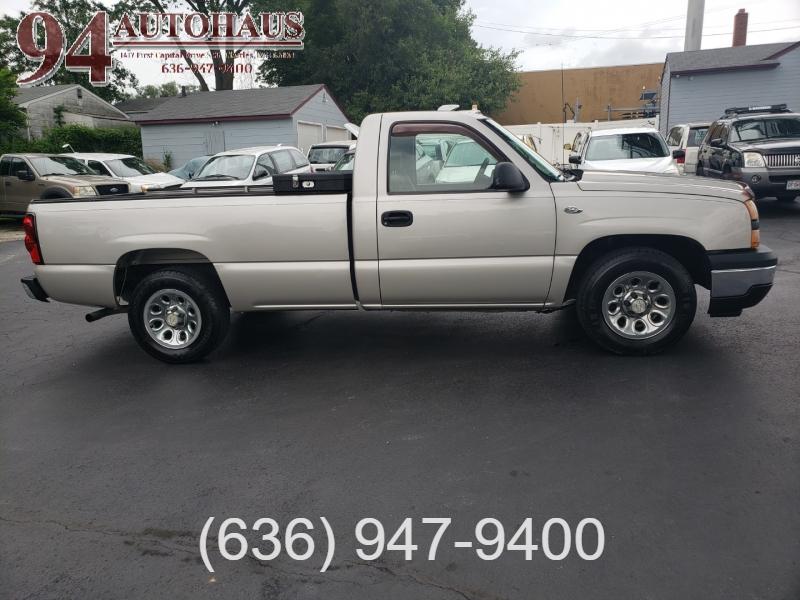 Chevrolet Silverado 1500 2007 price $7,995