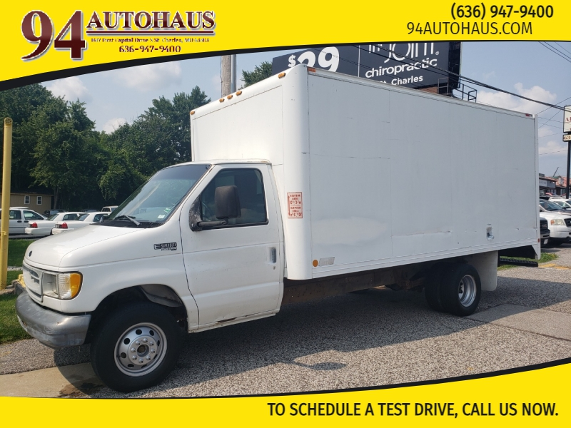 Ford Econoline Commercial Cutaway 1998 price $10,995