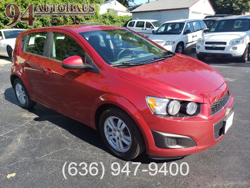 Chevrolet Sonic 2016 price $10,995