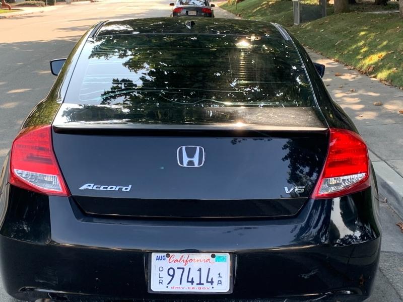 Honda Accord Cpe 2012 price $12,680
