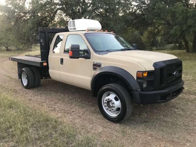 FORD F450 2008 price $19,900