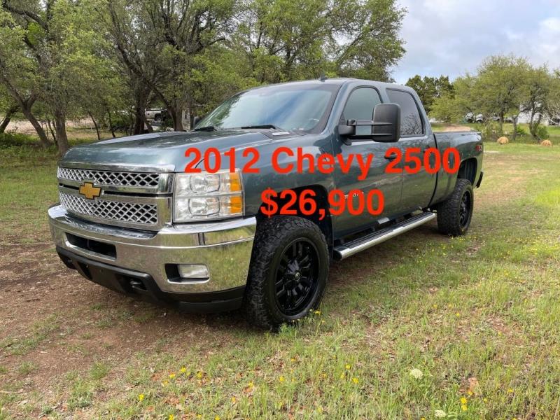 CHEVROLET SILVERADO 2500 2015 price $29,900