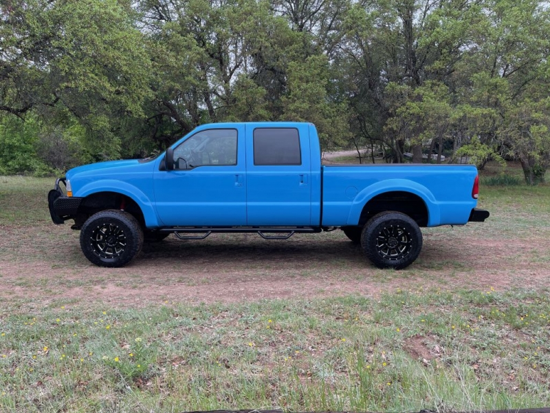 FORD F250 2002 price $12,900