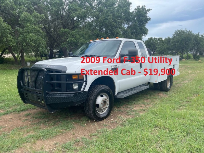 FORD F350 2009 price $19,900