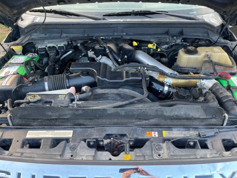 Ford Super Duty F-250 2011 price $16,900