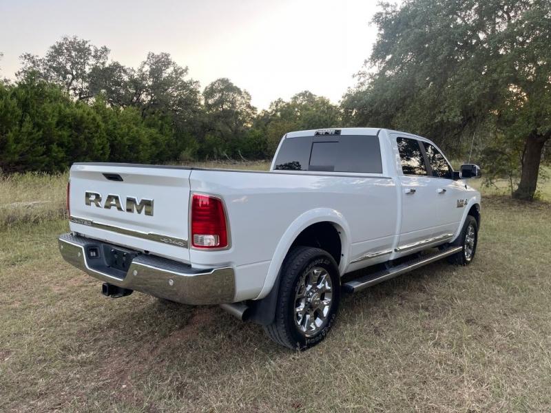 RAM 3500 2018 price $46,900