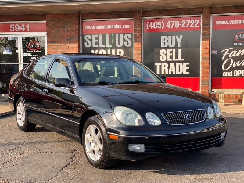 Lexus GS 300 2001 price $4,995