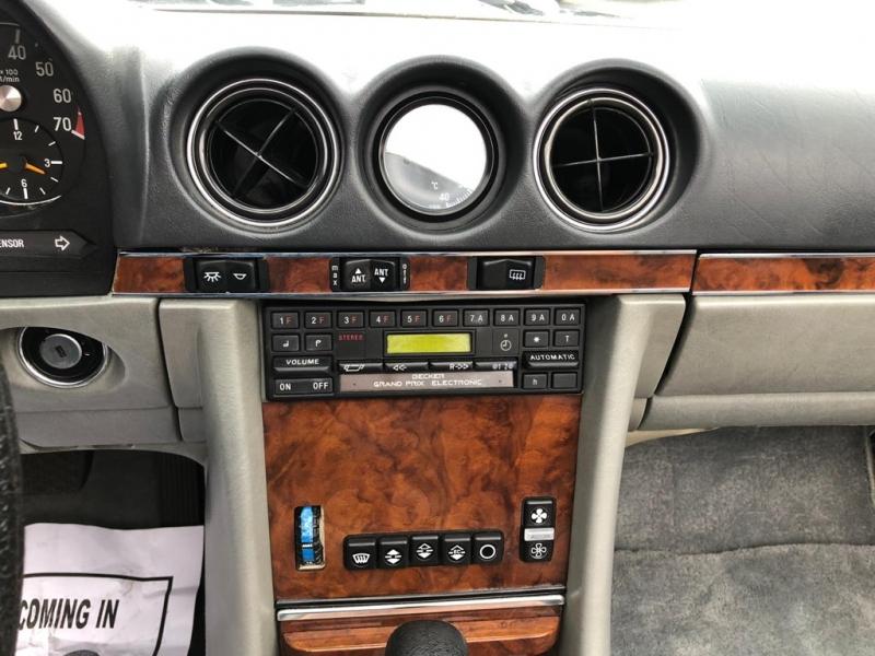Mercedes-Benz SL-Class 1984 price $13,995